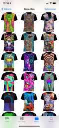 Camisetas Psicodelicas Psy Trance Rave