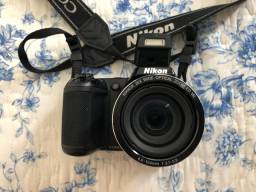 Vendo Câmera Nikon L330 semiprofissional