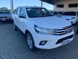 Hilux SRV 2.8 4x4 Diesel 2018 Aut