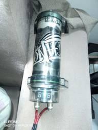Capacitor com voltímetro  2 farad