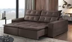 Sofa retratil e reclinavel Las Vegas MMM425