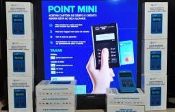 Maquininha Point Mini(conexão por bluethooth)
