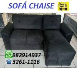 Entrega Rapida+Frete Gratis!!Sofa Chaise Perfeito para Apartamento Apenas 549,00