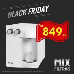 Promoção Black Friday - Purificador Soft everest