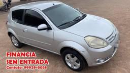 Ford Ka Completo 2009 - Sem entrada!
