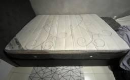 Colchão Ortobom Silver Premium c/ Pillowtop Casal