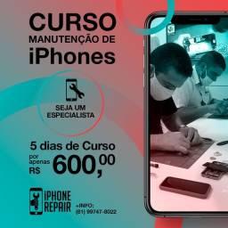 Curso Conserto iPhones