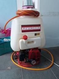 Pulverizador costal a gasolina