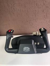 Manche Ch Products flight sim yoke