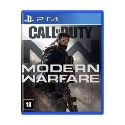 Alguém tem cod modern warfare?? ps4