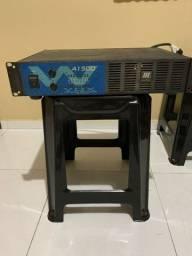 Amplificador machine A1500