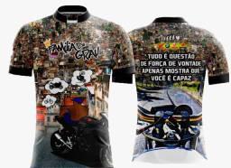 Camiseta de Quebrada Favela Comunidade
