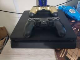 Play Station 4 PS4 Slim 500 GB zero 2 Controles