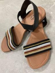Sandália Super Confortável e ótima para o dia a dia -Loja Caramelo