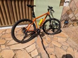 Bicicleta rava troco por speed