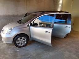 Nissan Gran Livina 7 Lugares