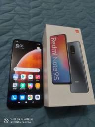 Xiaomi Redmi note 9s 64gb completo