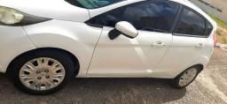 New Fiesta branco