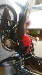 Yamaha 125 factor 2014