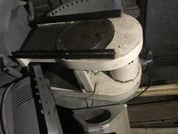 Máquina industrial de cortar frios