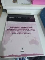 Livros de Direito Internacional
