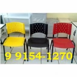 Cadeira em polipropileno a partir de 120,00