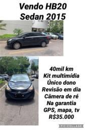 Vendo HB20 sedan