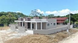 Casa com 2 dormitórios à venda, 54 m² por R$ 165.000,00 - Itamar - Itapoá/SC