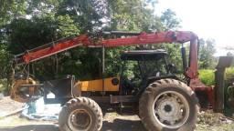 Valtra bm 110 2012  com munk florestal penzaur