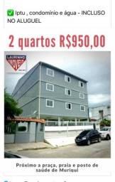 Título do anúncio: Aluguel em Muriqui 2 Qts