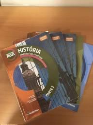 Livro de História - Ensino Médio