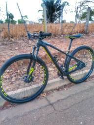 Bike aro 29 Caloi Elite Carbon Sport 2019