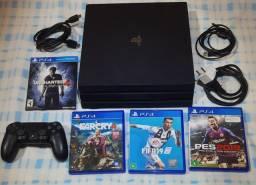 PS4 pro pego Xbox one ou PS4 com volta