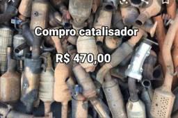 Sucata de catalizador R$470kg catalisador