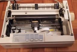 Título do anúncio: Impressora matricial Epson Lx300