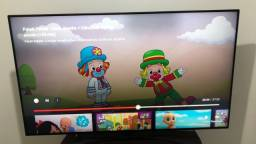 Título do anúncio: Smart TV LG 55'' 4K NanoCell WiFi Bluetooth HDR Inteligência Artificial