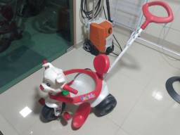 Velocípede Triciclo Velobaby Tonkinha