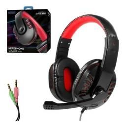 Título do anúncio: Headfone Gamer Fone Exbom Hf-g230 Super Bass Headset Stereo