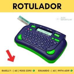 Rotulador De Mercadoria Eletrônica Brother Pt80