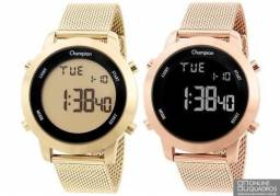 Título do anúncio: Relógio Champion Feminino, 50 metros. Nota fiscal. Valor: 180,00 cada. 100% Originais.