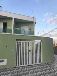 Título do anúncio: Sobrado para aluguel e venda com 72 m² com 2 quartos em Santa Eugenia - Mongaguá - SP