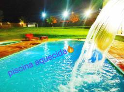 Aluguel de Sítio Lagoa Santa piscina aquecida