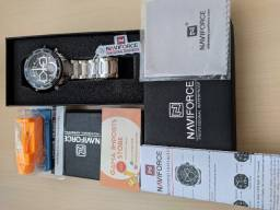Título do anúncio: Relógio Naviforce tradicional