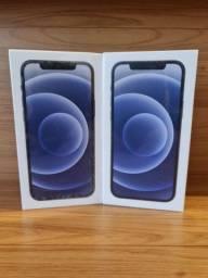 Título do anúncio: Iphone 12 128gb Preto - Novo/Lacrado + NF Até 10x sem juros!!