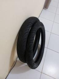 Pneus pirelli novinhos. Menos de 2 meses de uso