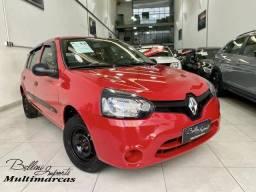 Título do anúncio: Renault Clio  Expression 1.0 16V (Flex) FLEX MANUAL