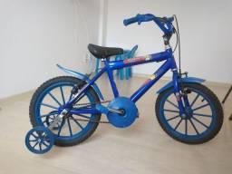 Título do anúncio: Bicicleta infantil Homem Aranha aro 16