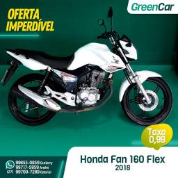 HONDA CG FAN 160c 2018
