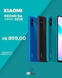 Título do anúncio: Xiaomi Redmi 9A 32Gb Lacrado (Ac.cartão)