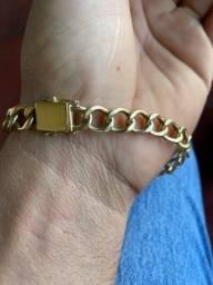 Vendo pulseira de ouro